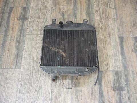 Радиатор охлаждения двигателя Москвич 408 поздний