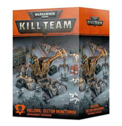 Killzone: Sector Munitorum