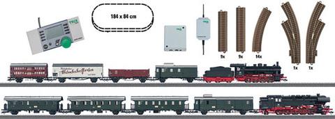 21509 TRIX Старт набор с 2-мя составами (цифровой)