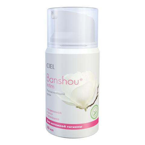 Увлажняющий крем для интимной гигиены BANSHOU INTIM | CIEL