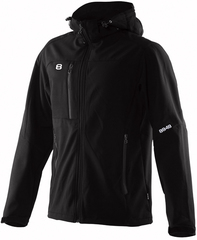 Куртка лыжная 8848 Altitude Daft Softshell Jacket Black мужская