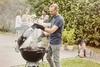 Гриль-барбекю угольный Weber Master-Touch Premium E-5770, 57 см, черный