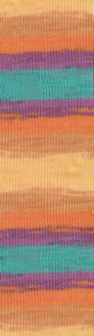 Alize Diva batik цвет 7074, пряжа, фото