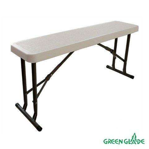 Складная скамейка Green Glade С095