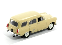 Moskvich-423N yellow 1:43 DeAgostini Auto Legends USSR #20