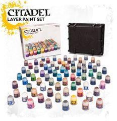 Citadel Layer Paint Set [предзаказ]