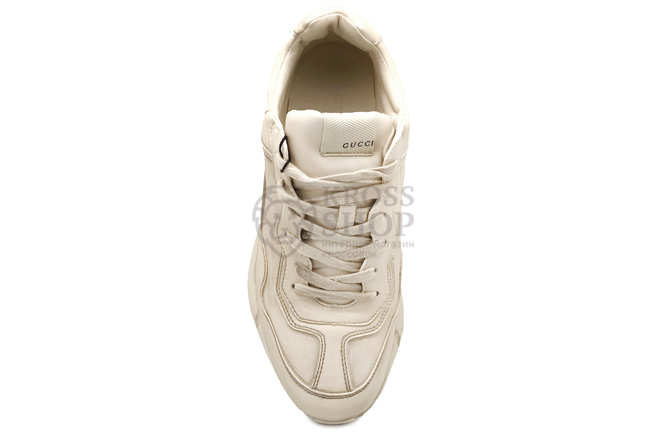 Gucci Men's White\White