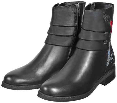 17742 ботинки женские Francesco