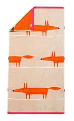 Полотенце 30х50 Blanc des Vosges Mr Fox Sable