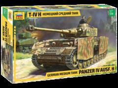 Немецкий средний танк Т-IV (Н)