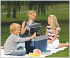 Автохолодильник Mobicool U26 DC, 25л, охл., пит. 12В