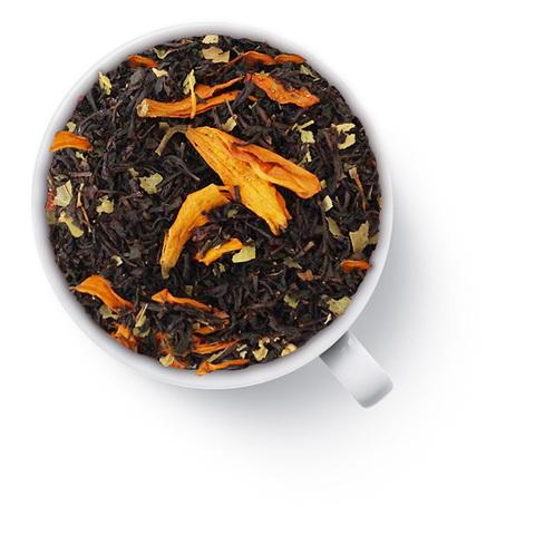 Гранатовый Чай Gutenberg черный ароматизированный 100 гр.