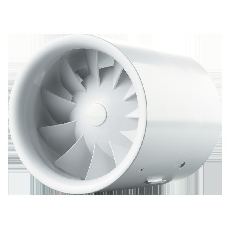 Blauberg (Германия). Канальные вентиляторы Вентилятор канальный Blauberg Ducto 100 ducto800.png