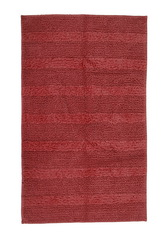 Элитный коврик для ванной Pera красный от Hamam