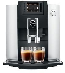 Кофемашина Jura E6 Platina