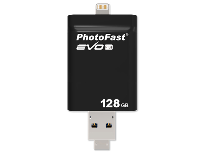 Супер-Быстрый PhotoFast EVO Plus USB 3.0 - 128GB