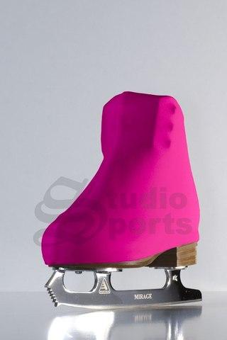 Термочехлы на ботинки (розовые)