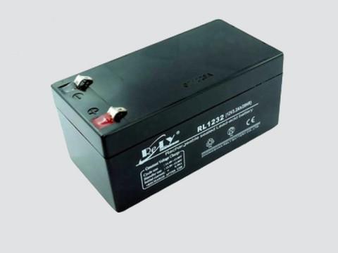 Аккумулятор свинцово-кислотный 12V, 3.2Ah SC-1232(6FM3.2) 134*67*61мм
