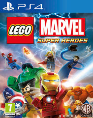 Sony PS4 LEGO Marvel Super Heroes (русская документация)
