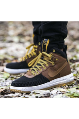 Nike Lunar Force 1 Duckboot Winter - Black / Brown