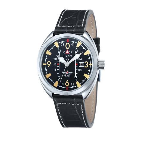 Купить Наручные часы CCCP CP-7013-01 Aviator Yak-15 по доступной цене