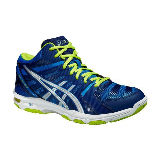 Мужские волейбольные кроссовки Asics Gel-Beyond 4 MT blue (B403N 3993) фото