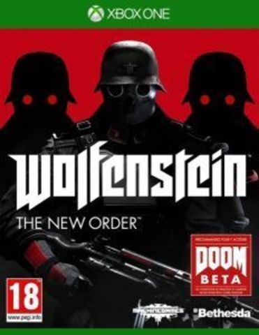 Xbox One Wolfenstein: The New Order (русские субтитры)