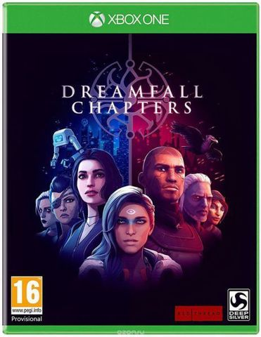 Microsoft Xbox One Dreamfall Chapters (английская версия)