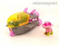 Патрулевоз-База-Набор щенков на машинах