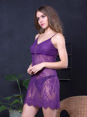 Сорочка женская  MIA-MIA Lolita Лолита 17460 фиолетовый