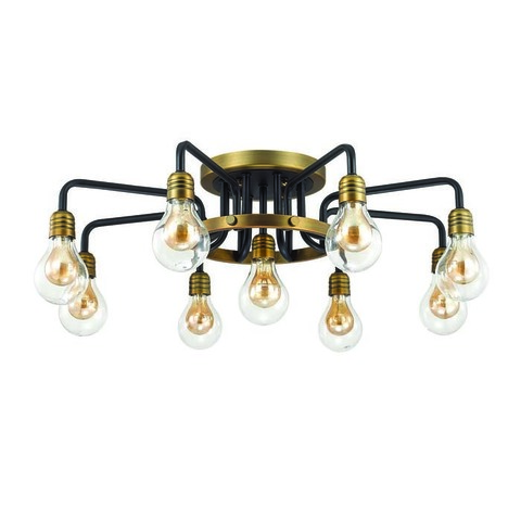 Люстра ODEON LIGHT ALONZO 3983/9C