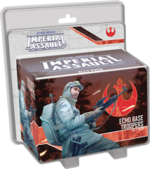 Star Wars Imperial Assault: Echo Base Troopers Ally Pack