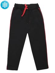 A5 брюки детские утепленные, черные