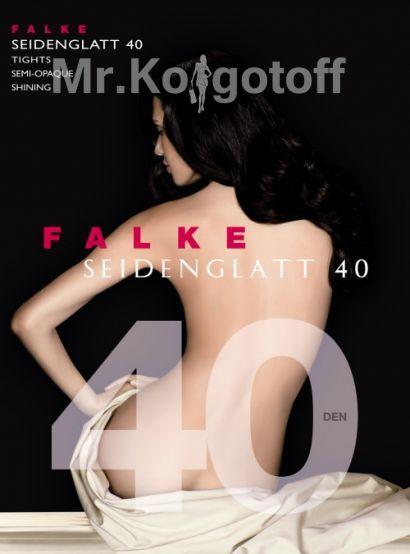 Колготки Falke Seidenglatt 40