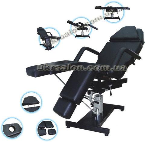 Педикюрно-косметологическое кресло ZD-822AH