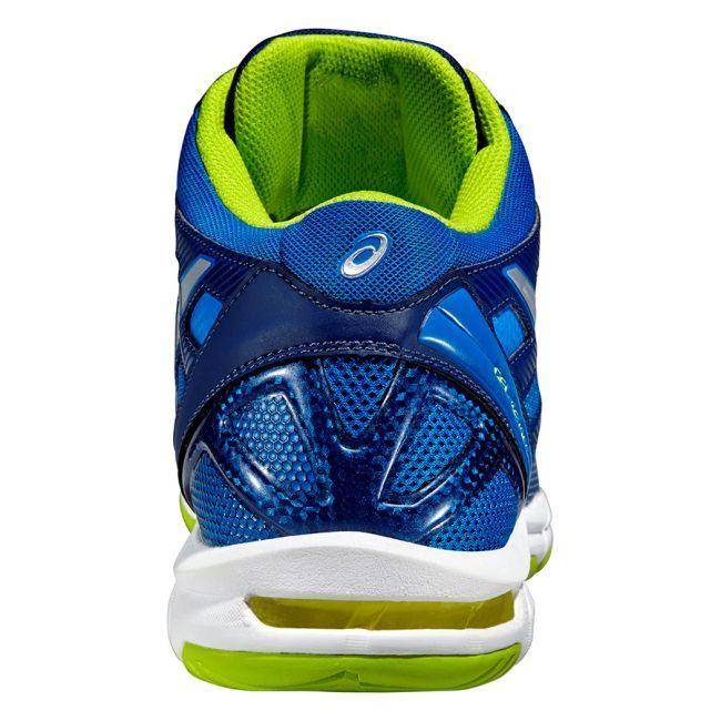 Мужские кроссовки для волейбола асикс Gel-Beyond 4 MT blue (B403N 3993) фото