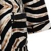 Элитный халат велюровый Zebrato с шалькой от Roberto Cavalli
