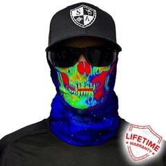 Бандана с черепом SA Galactic Skull