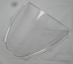 Ветровое стекло для мотоцикла Suzuki GSX-R1000 07-08 DoubleBubble Прозрачное