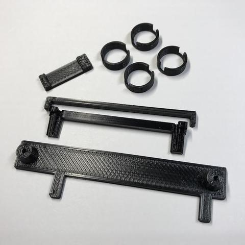 Чёрный PLA — пластик Bestfilament