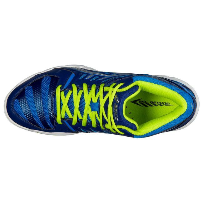 Мужские кроссовки для волейбола Asics Gel-Beyond 4 MT blue (B403N 3993) фото