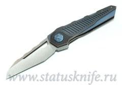 Нож Хронос Hronos Copper Guard от Custom Made
