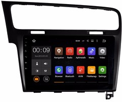 Штатная магнитола на Android 6.0 для Volkswagen Golf 7 Roximo 4G RX-3715B