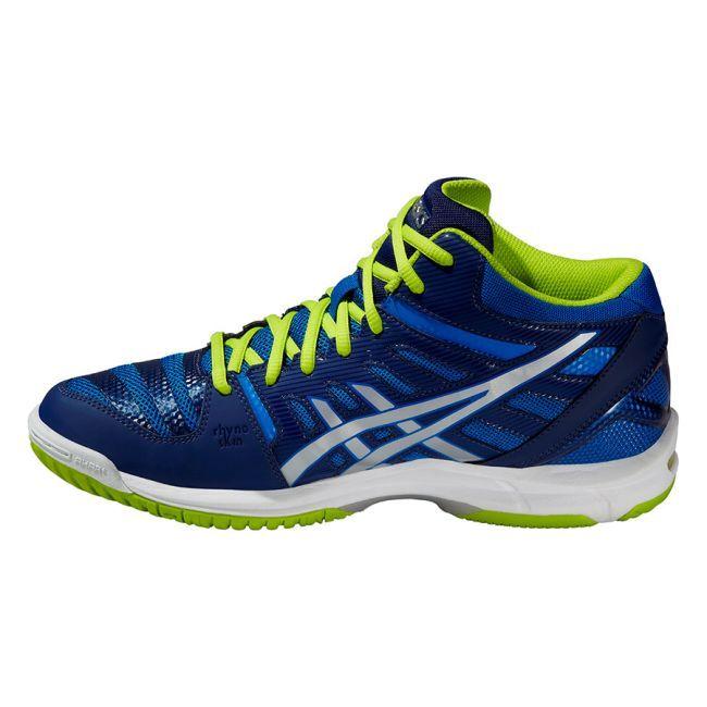 Мужские кроссовки для занятия волейболом Asics Gel-Beyond 4 MT blue (B403N 3993) фото