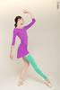 Юбка + Шорты Тянутся (фиолетовые) Новый оттенок