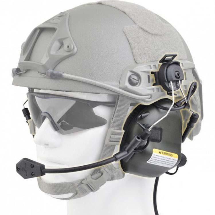 Активные наушники EARMOR ME6 (Military Edition)
