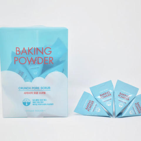 Скраб для лица Etude House Baking Powder Crunch Pore Scrub
