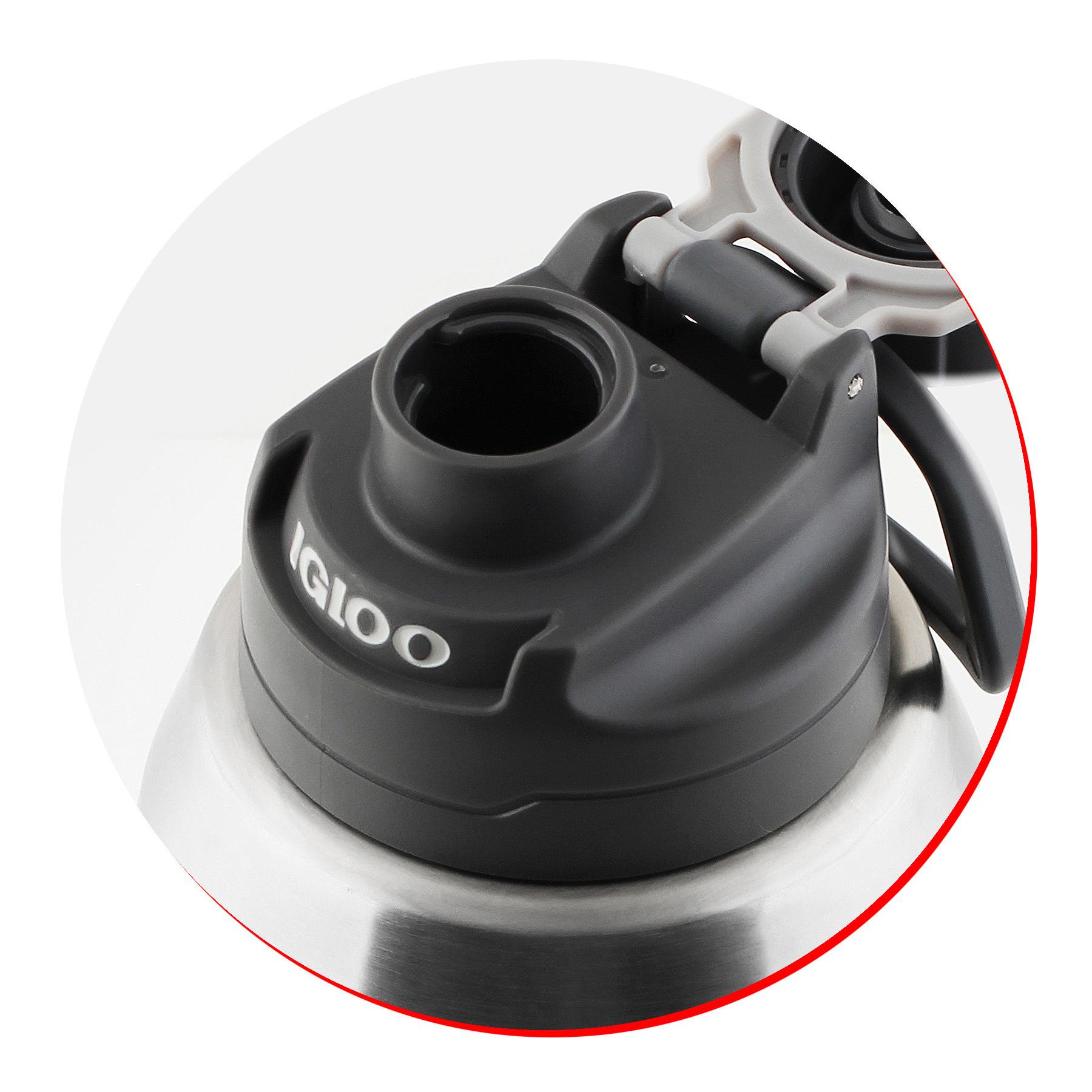 Термос Igloo Logan 64 (1,9 литра) стальной