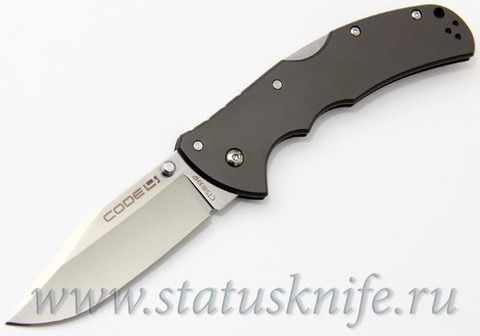 Нож Cold Steel Code 4 Clip Point CS58TPCC