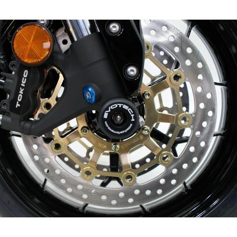 Слайдер переднего колеса